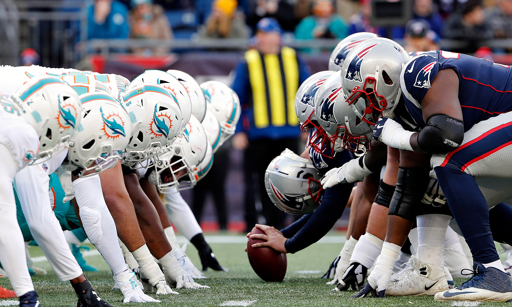 New england patriots vs miami dolphins betting line scrypt crypto currency