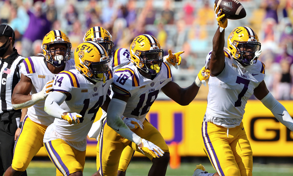 Lsu Vs Vanderbilt Prediction Game Preview