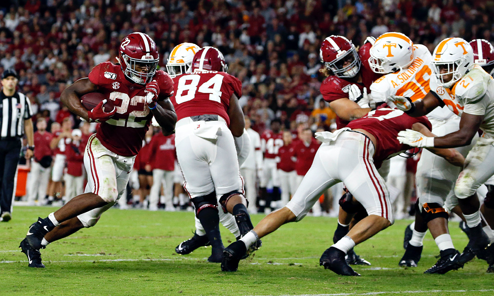 Alabama Vs Tennessee Prediction Game Preview