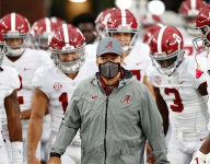 College Football Playoff Rankings: Alabama No. 1 In First CFP Top 25