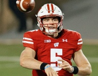 Wisconsin 45, Illinois 7: 5 Thoughts, Instant Reaction, Graham Mertz Debut