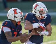 Illinois vs Rutgers Prediction, Game Preview