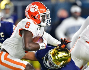 What Would The College Football Playoff, New Year's Six Bowls Be After First CFP Rankings?