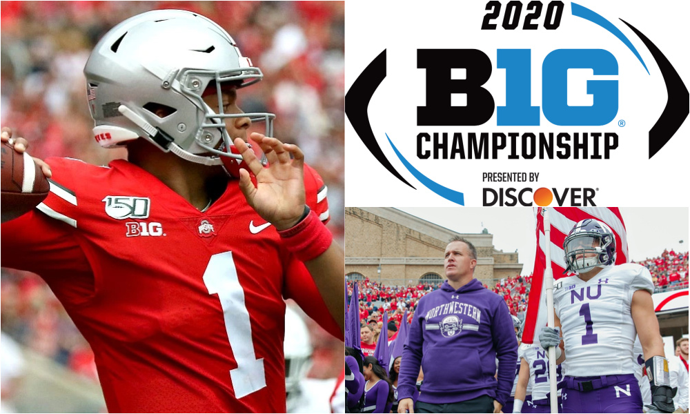Big ten championship game betting line marshalls betting