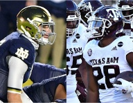 College Football Playoff 4th Team Will Be: Notre Dame or Texas A&M?