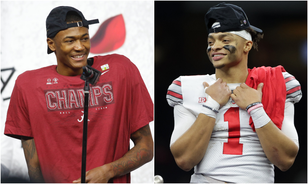 Alabama Vs Ohio State National Championship Early Prediction Thoughts