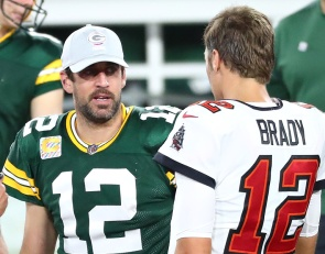 NFL Playoff Conference Championship First Thought Predictions, Lines