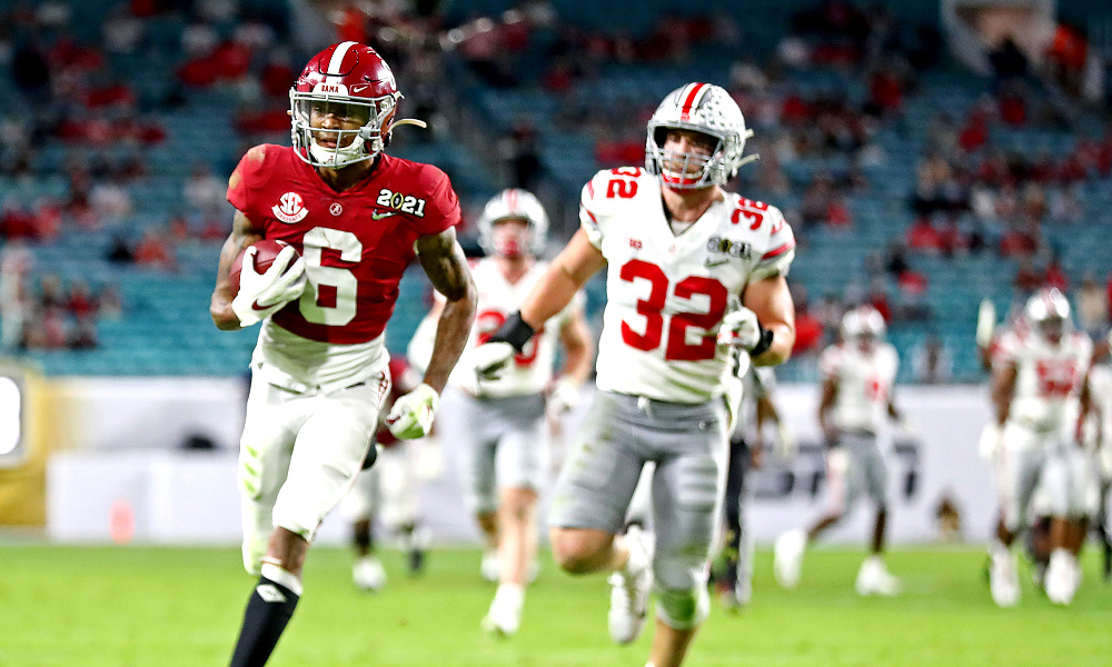 Ohio State vs Alabama 10 Thoughts, Live Updates, Reactions 1st Quarter