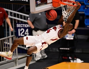 Arkansas vs Oral Roberts Prediction, Game Preview: NCAA Tournament Sweet 16